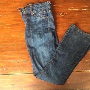 Vigoss studio collection skinny jeans waist 27